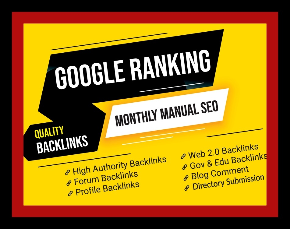 Build 2000 Do-follow High PR4-PR7 Backlinks