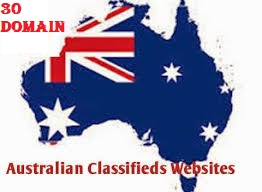 Provide Australian com au domain 30 backlink