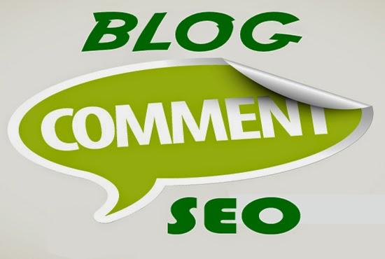 I provide 200 manual blog comments da40 backlinks