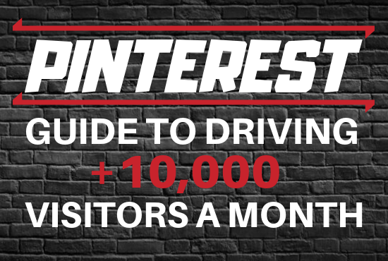 I will send you Guide to Driving 10,000 Visitors a Month Through Pinterest + 1 Hour Consulting
