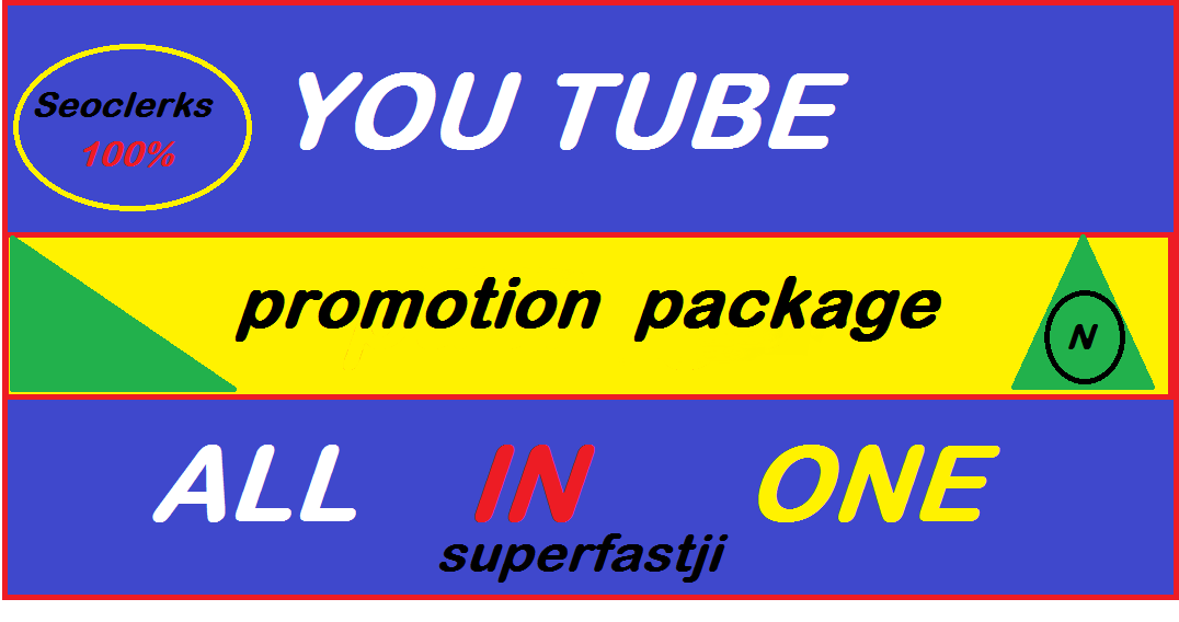 Natural real YouTube Video Promotion via organic Audience seo marketing