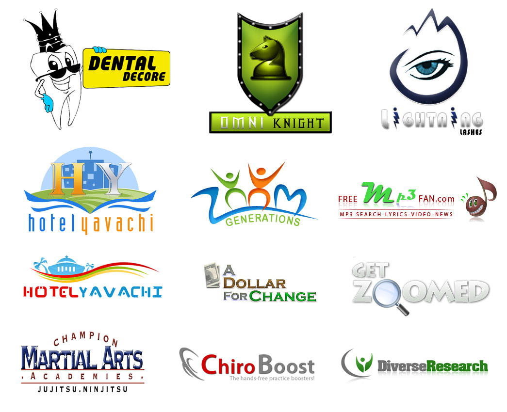 I will design 2 professional logo with unlimited revisions just
