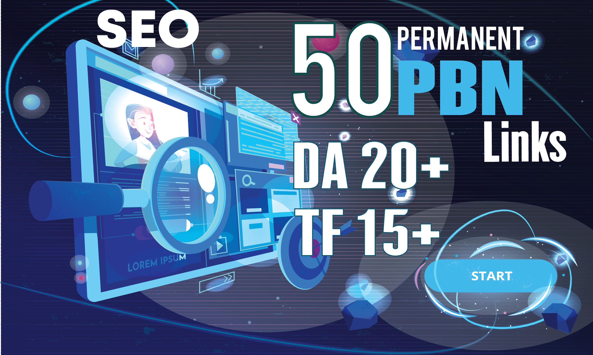 Build 50 Homepage Permanent High Metrics Dofollow PBN Backlinks Delivery Within 24 Hours
