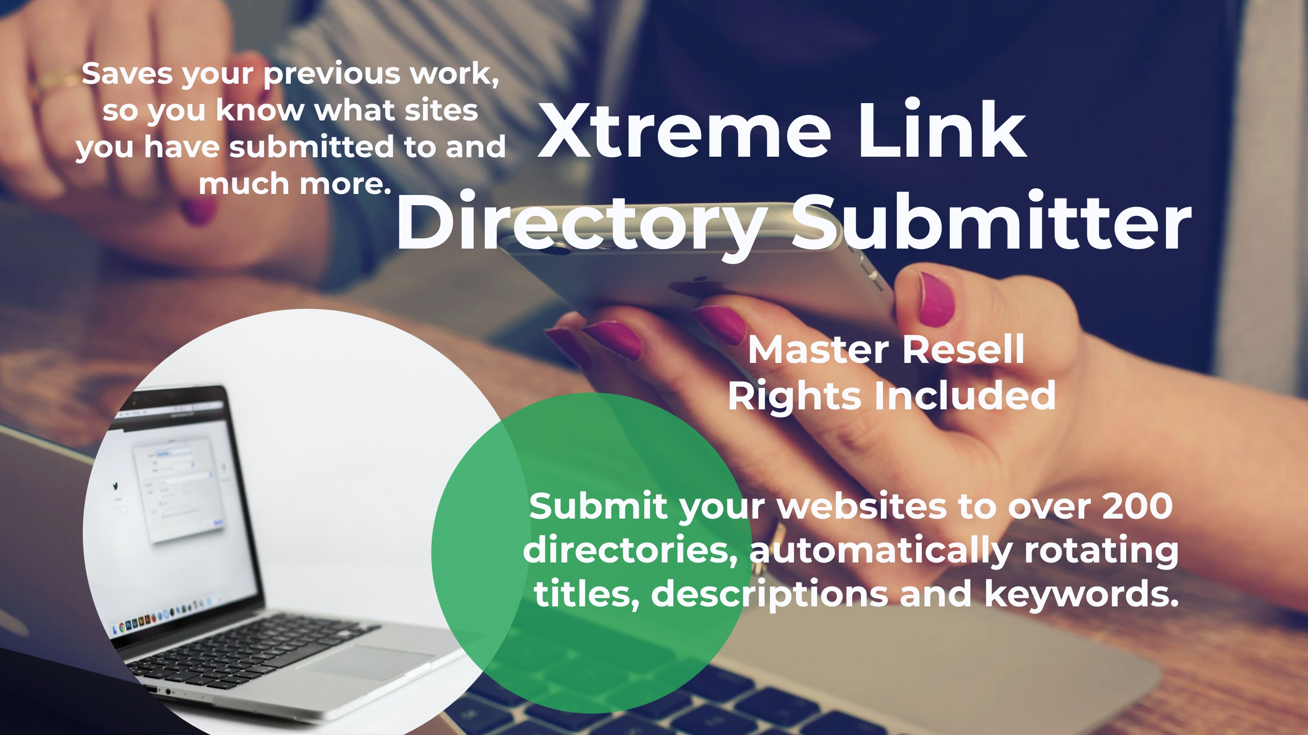Xtreme Link Directory - Add Your Websites To Over 200 Directories