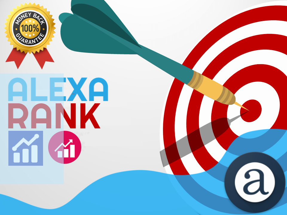 I will improve alexa ranking boost your website on google