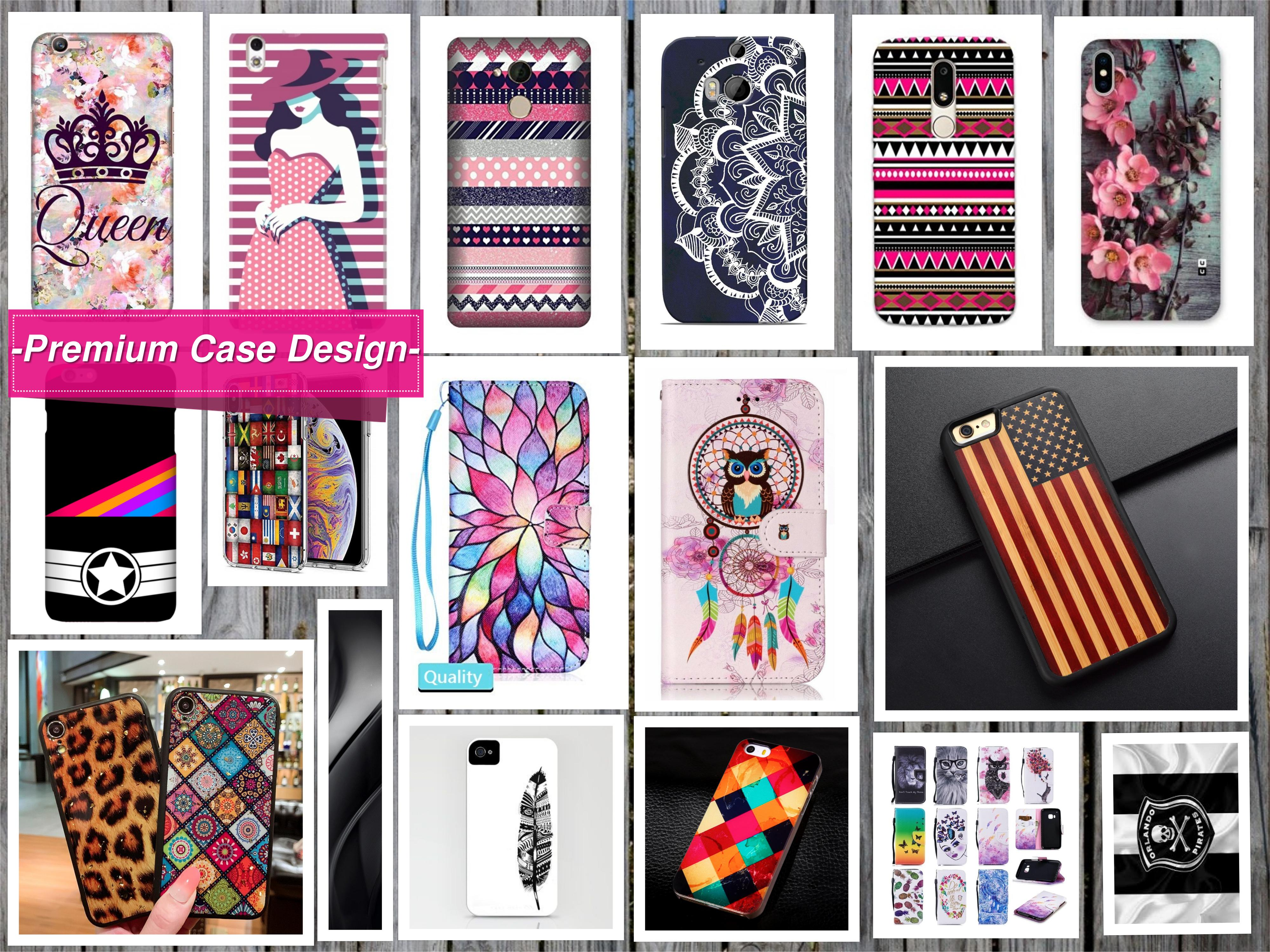 i will Design Awesome Phone Cae & Wallet Case