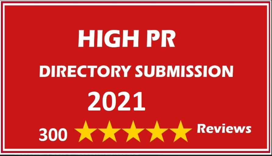 I will do300 high da web directory submissions