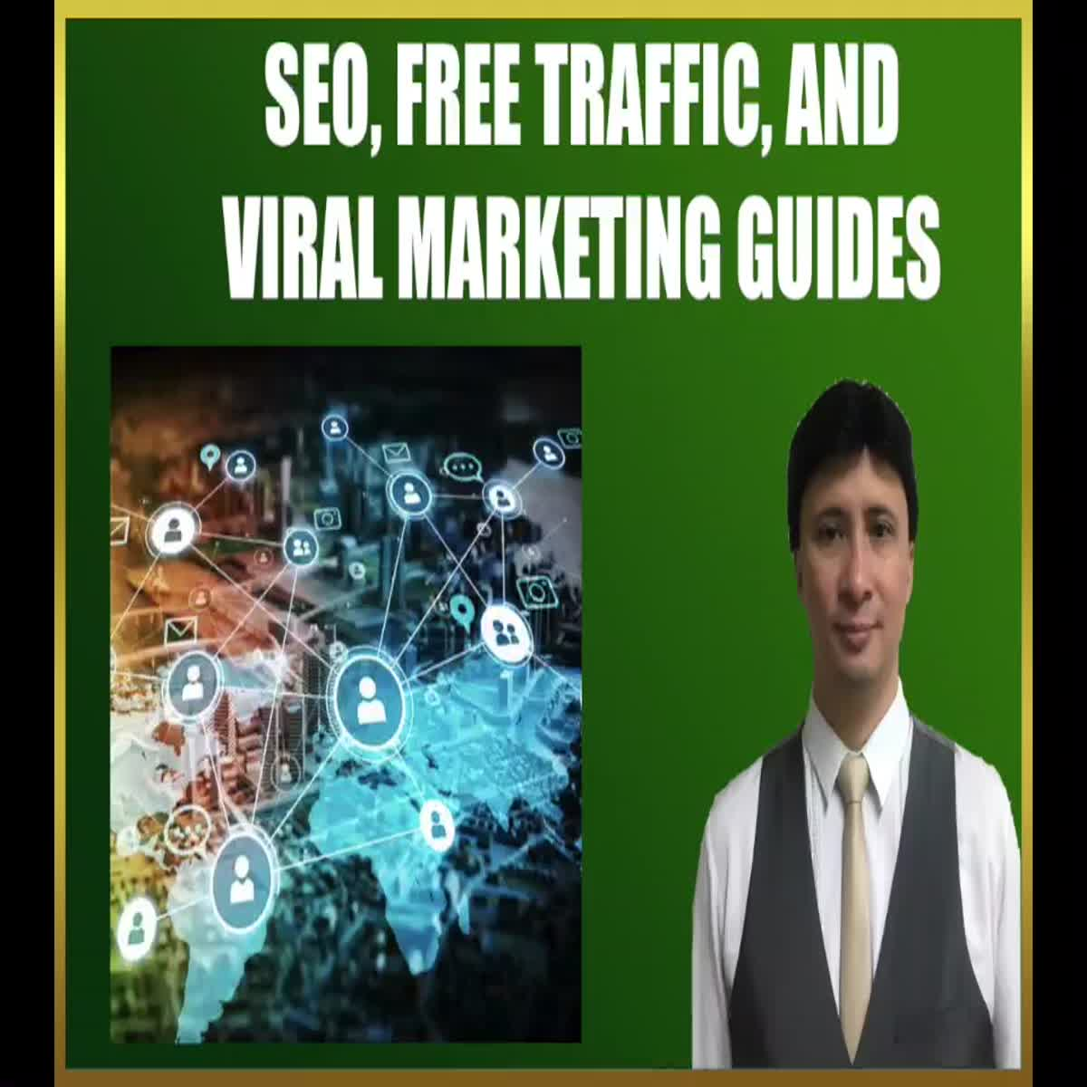 Receive SEO, FREE traffic, and VIRAL Marketing Guides!