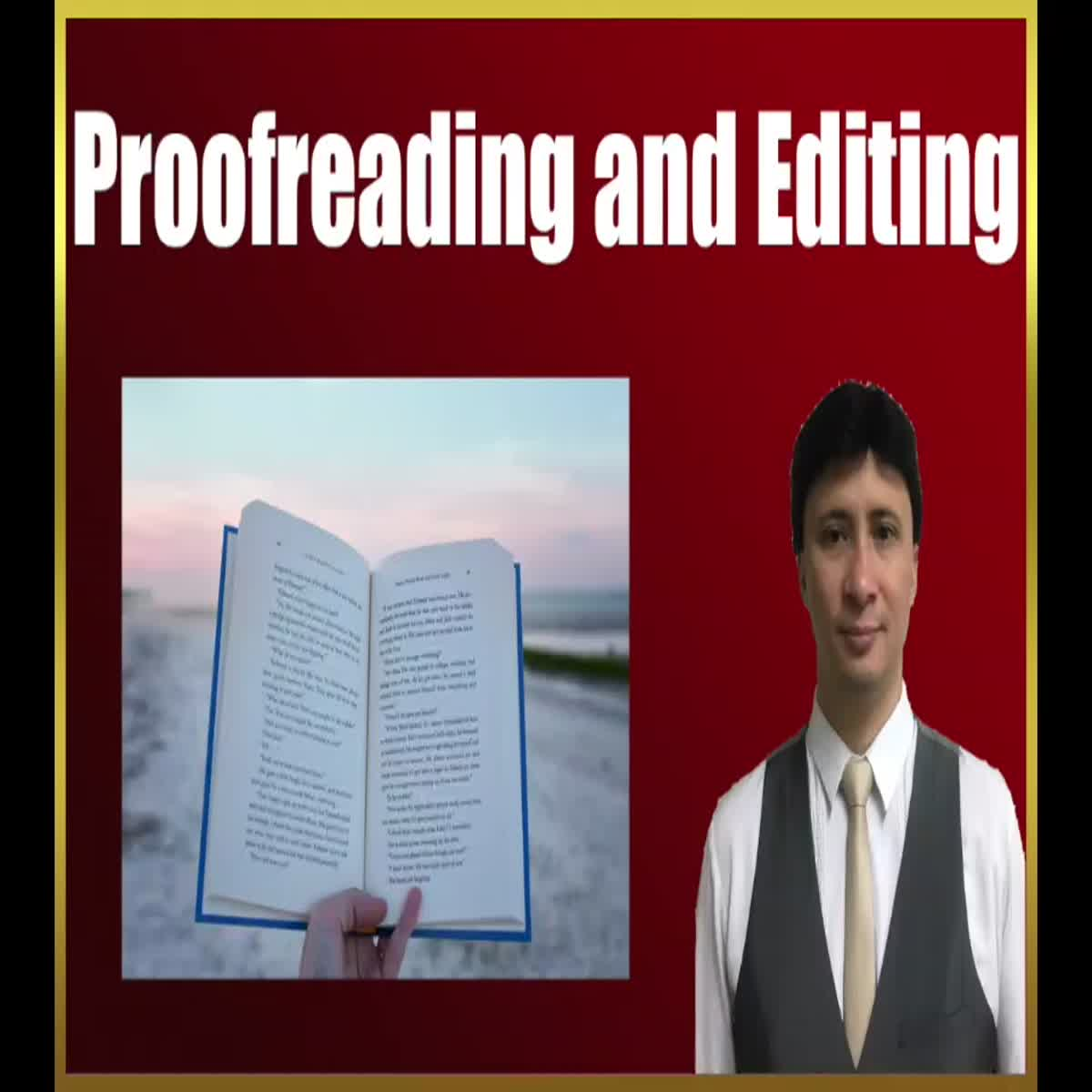 I will provide Professional Proofreading and Editing services