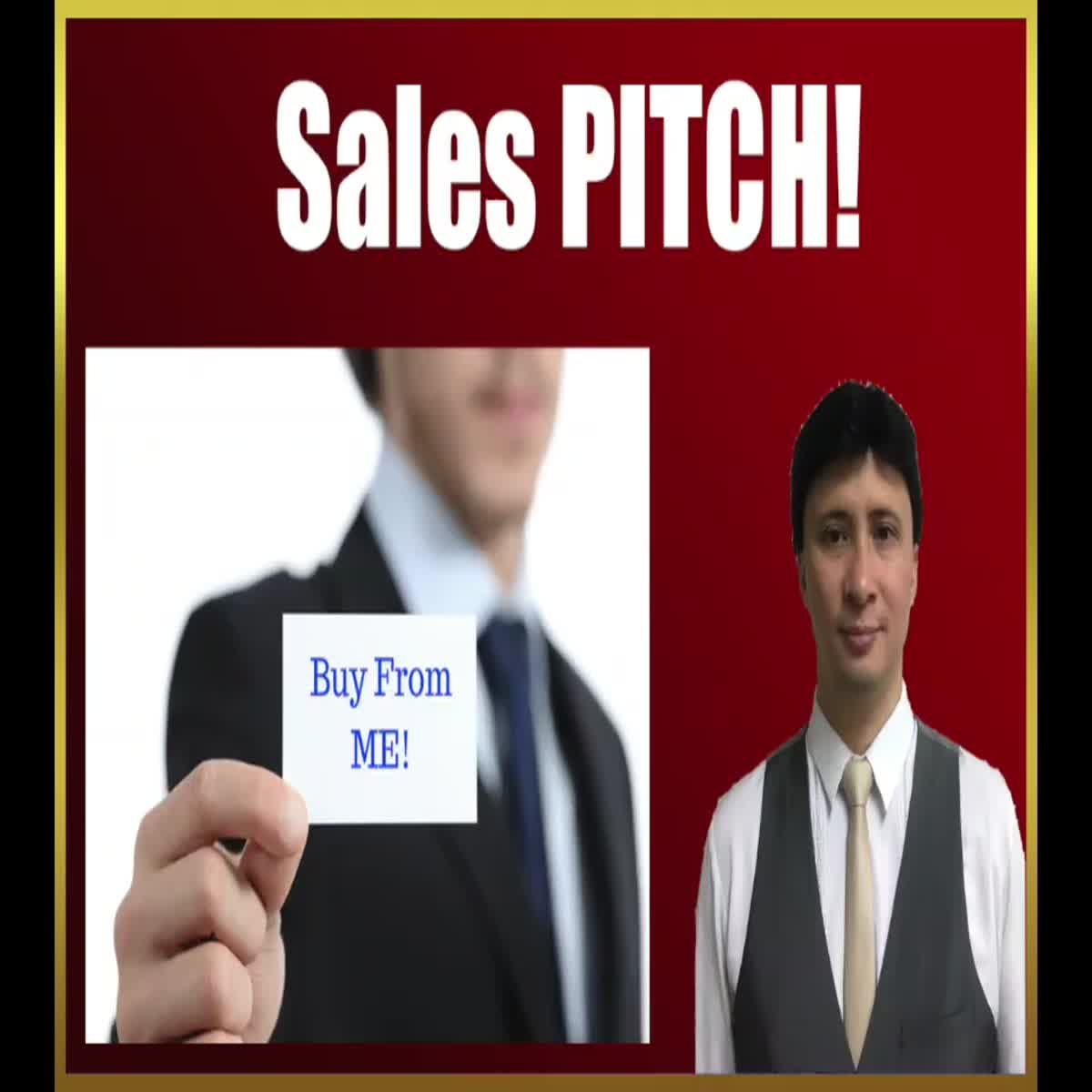 I will create a Great Sales Pitch for your product or service