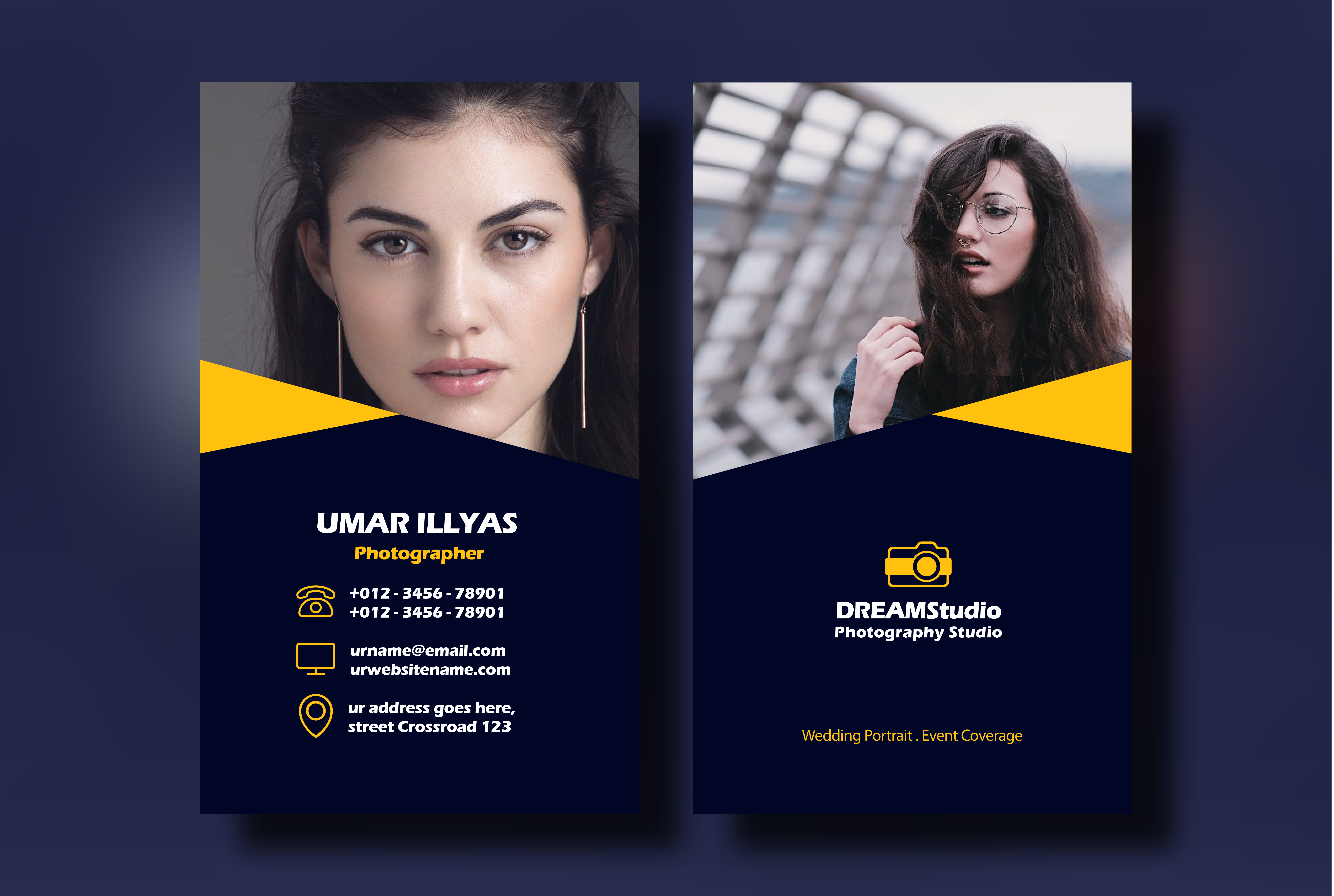 I will design banner,  flyer brochure,  social media posts,  and kit