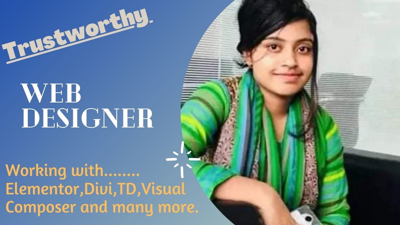 I will develop,  design and redesign your wordpress websites