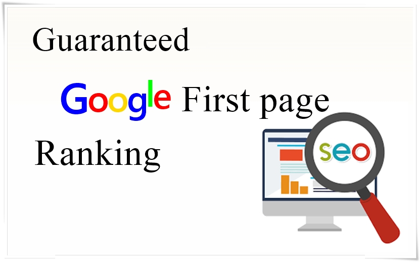 I will guaranteed ranking your website in google first page