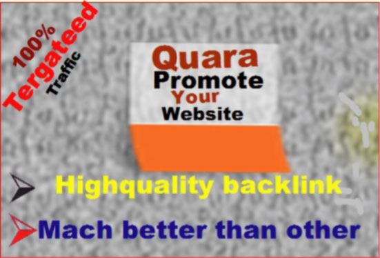 30 highquality related Quora Answer posting of your keyword
