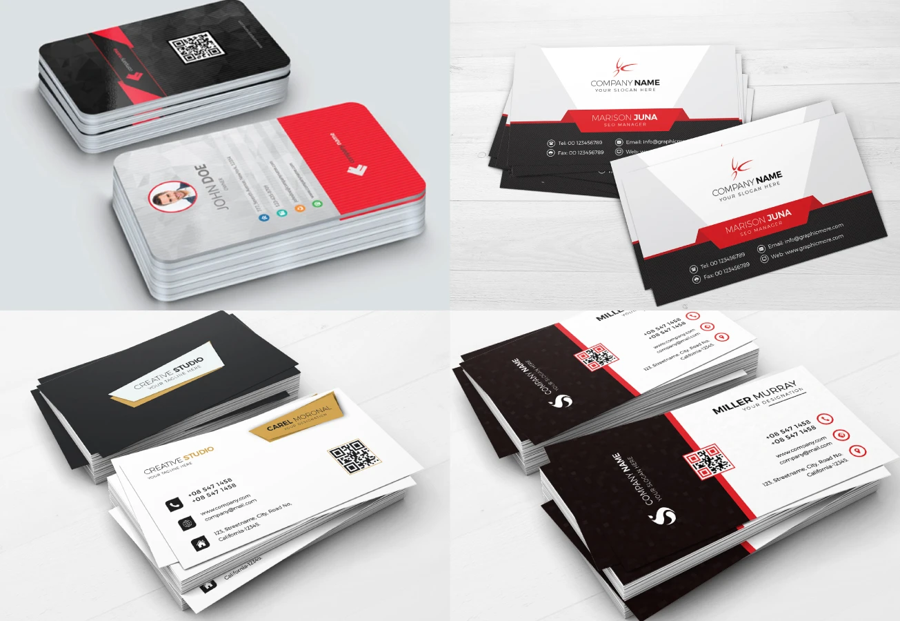 I will design attractive and modern Business card in 24 hours