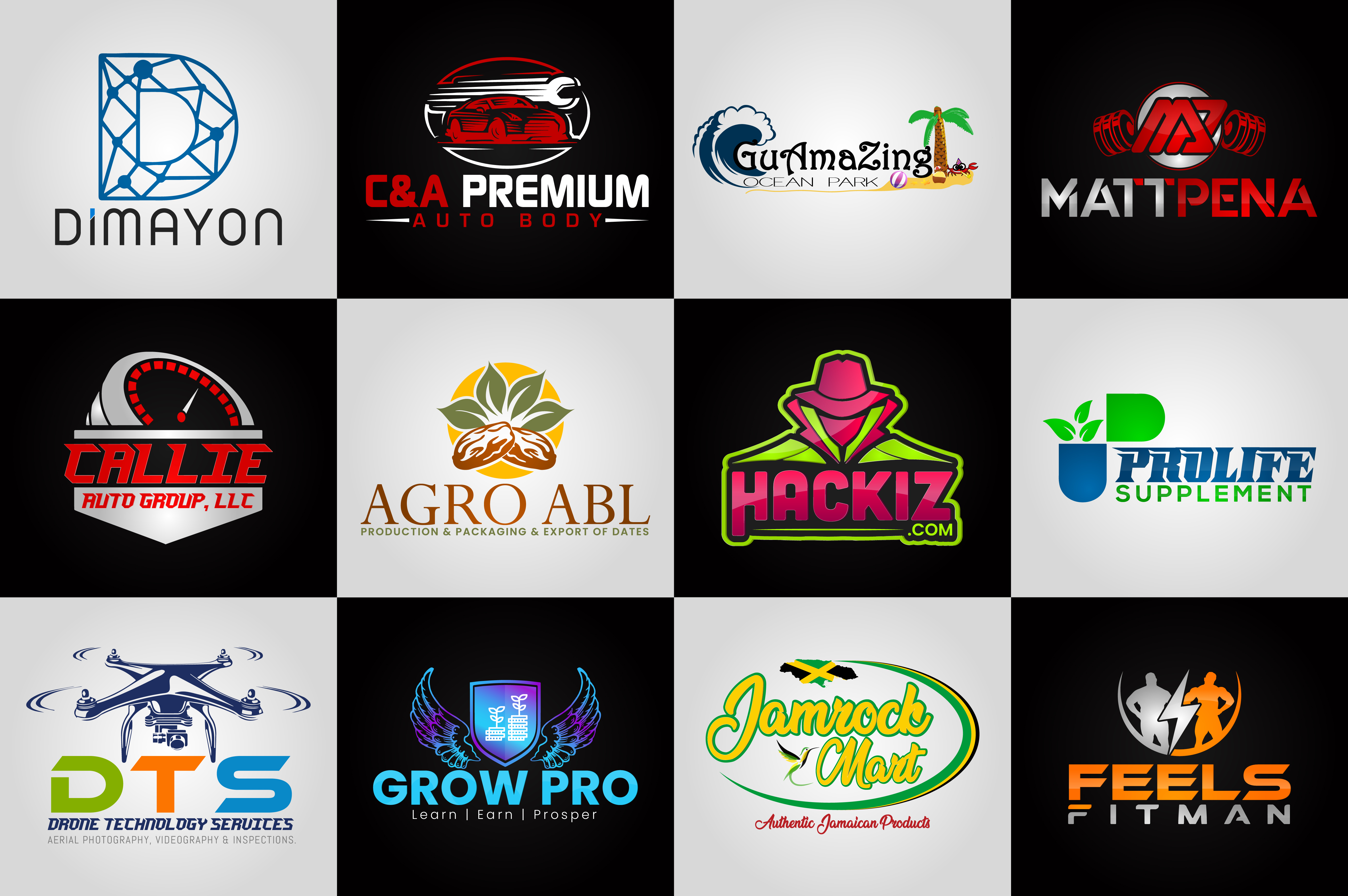 I will do awesome logo design with in 24 hours
