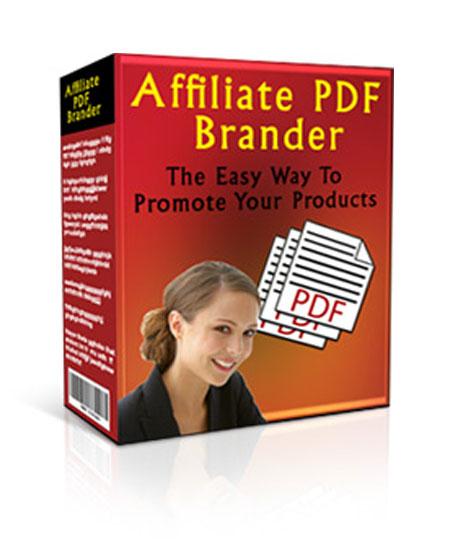 Affiliate PDF Brander Software Professional