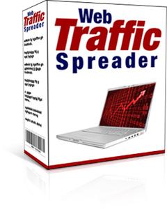 Increase Web Traffic Spreader professional software