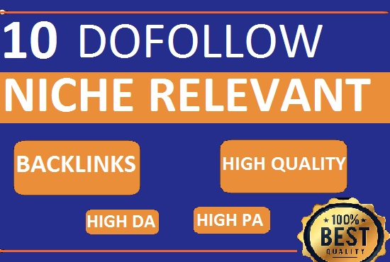 I will provide you 10 manually dofollow niche relevant blog comments