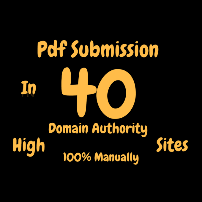 Best PDF submission service 40 document sharing sites