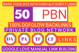 PBN Create 50 Private + blog networks with articles related to PBN and indexing