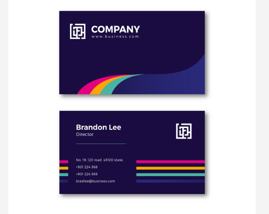 Professional Business Cards w/ High Quality & Fast Delivery