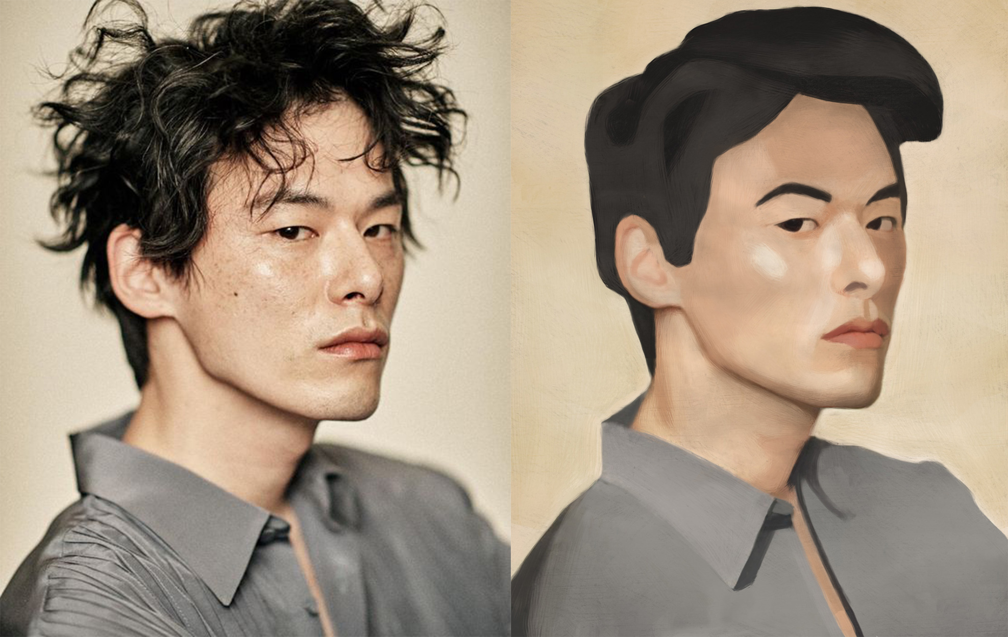 I will transform your photo into a professional digital painting