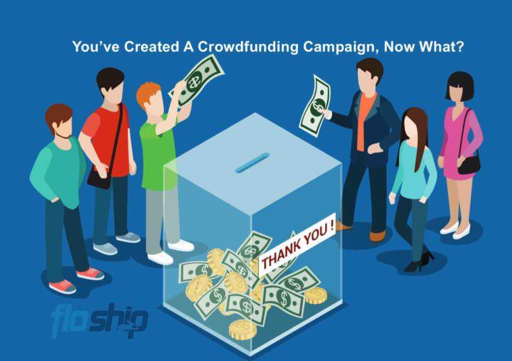 I will promote kickstarter,  indiegogo,  gofundme and any crowdfunding campaign