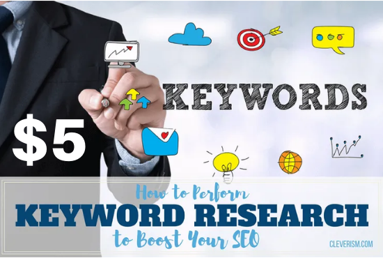 I will do fast ranking SEO keyword research in 5 hours