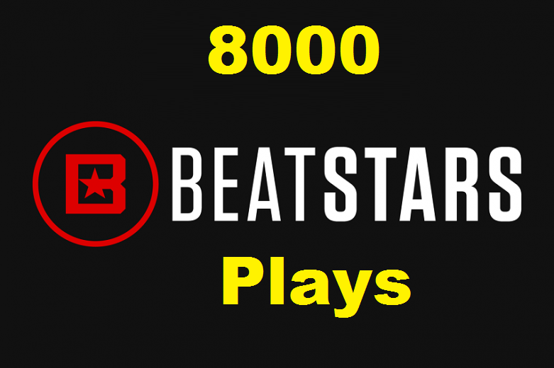 Add BEATSTARS 8,000 PLAY To Your TRACK super fast