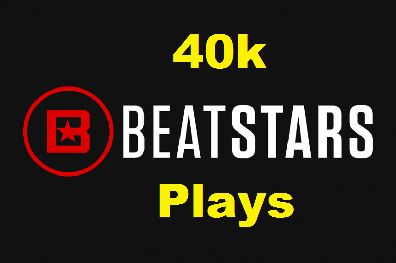 Add BEATSTARS 40,000 PLAY To Your TRACK super fast