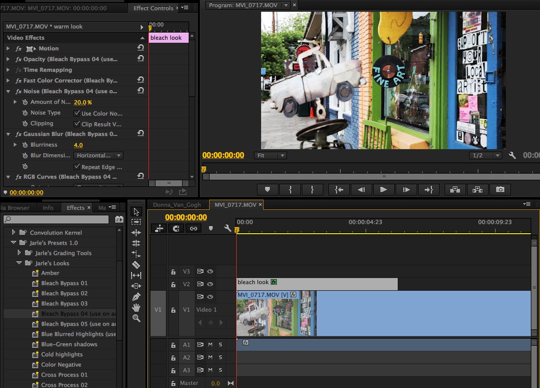 make a video add for you in premiere pro in professional way