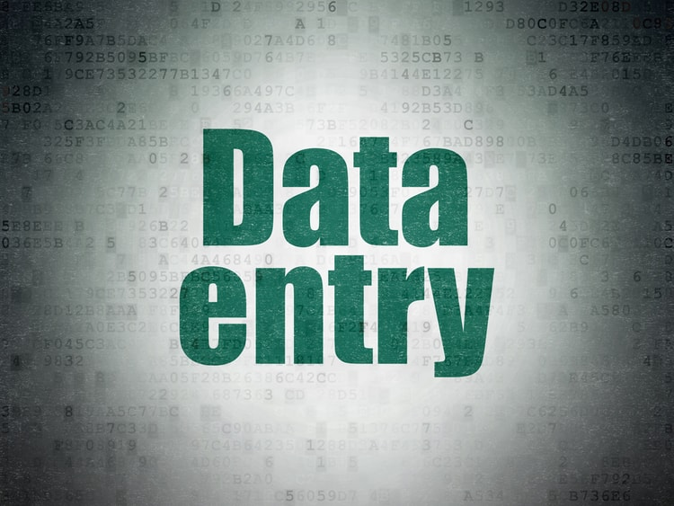 I will do simple web research and data entry