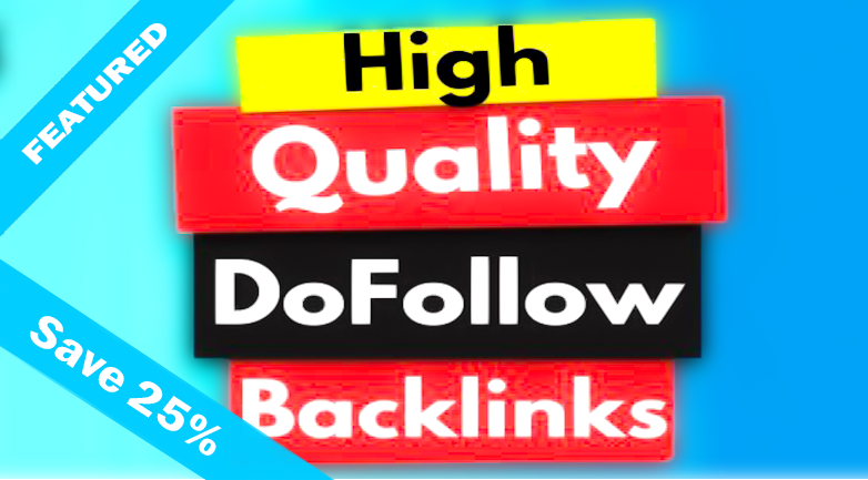 Get 500 do follow PR-3 to 10 backlinks 2 day delivery