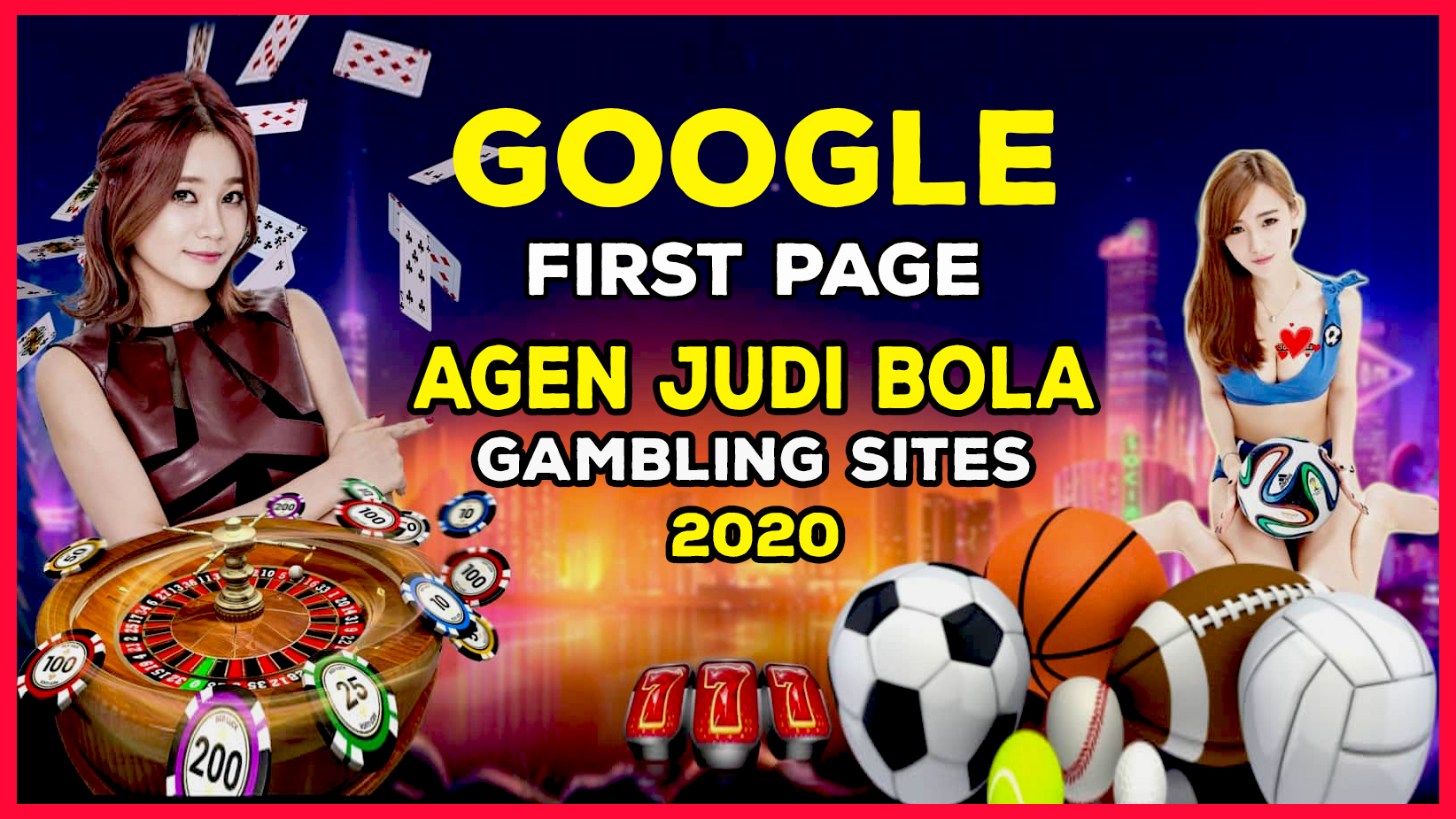 Agen Judi Bola Gambling Sites Guaranteed Google 1st Page Super first