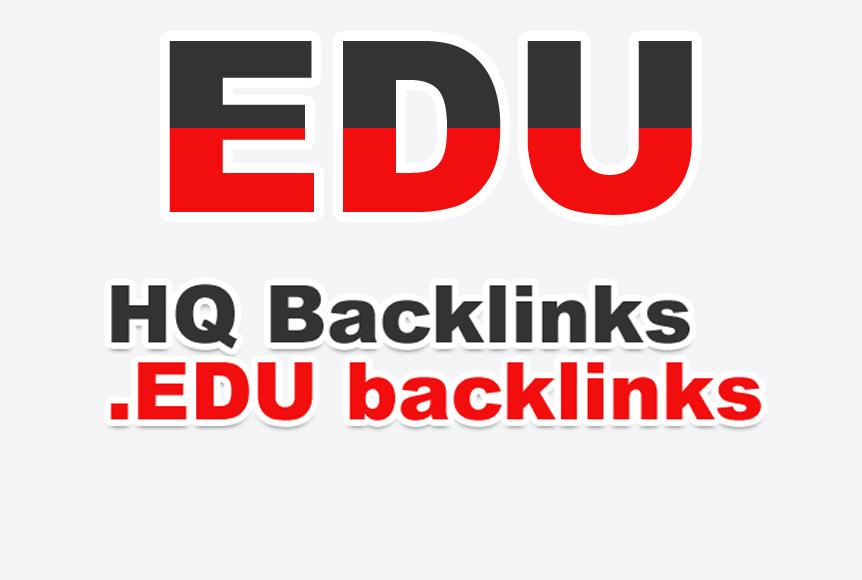 Unique 450+ EDU. Gov. Backlink for