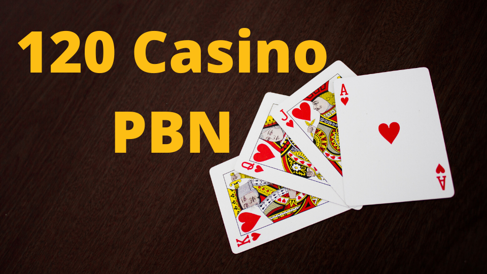 Excellent quality 120 CASINO/ Poker/Gambling web 2.0 PBN from unique 120 sites