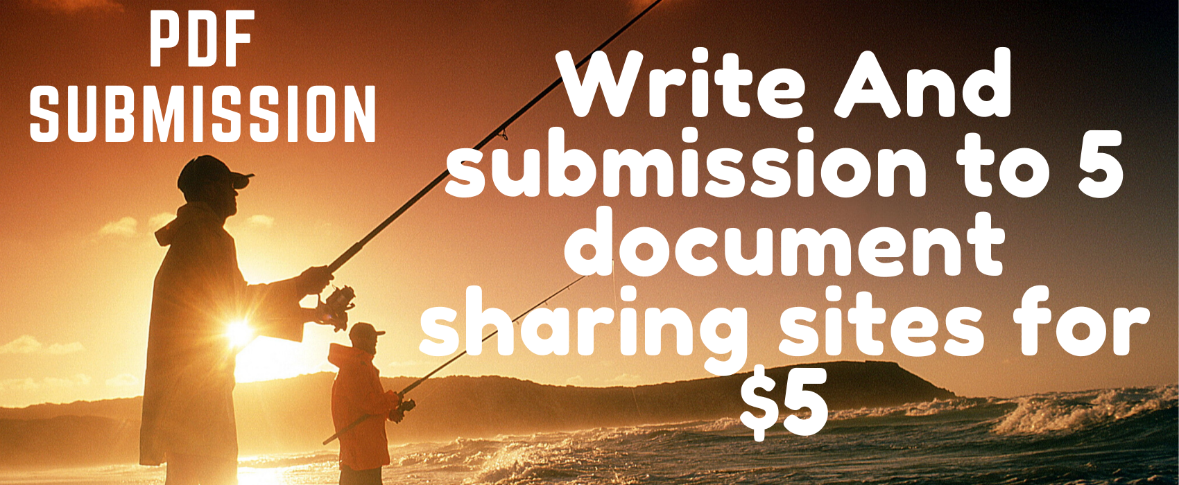 Write And submission to 5 document sharing sites