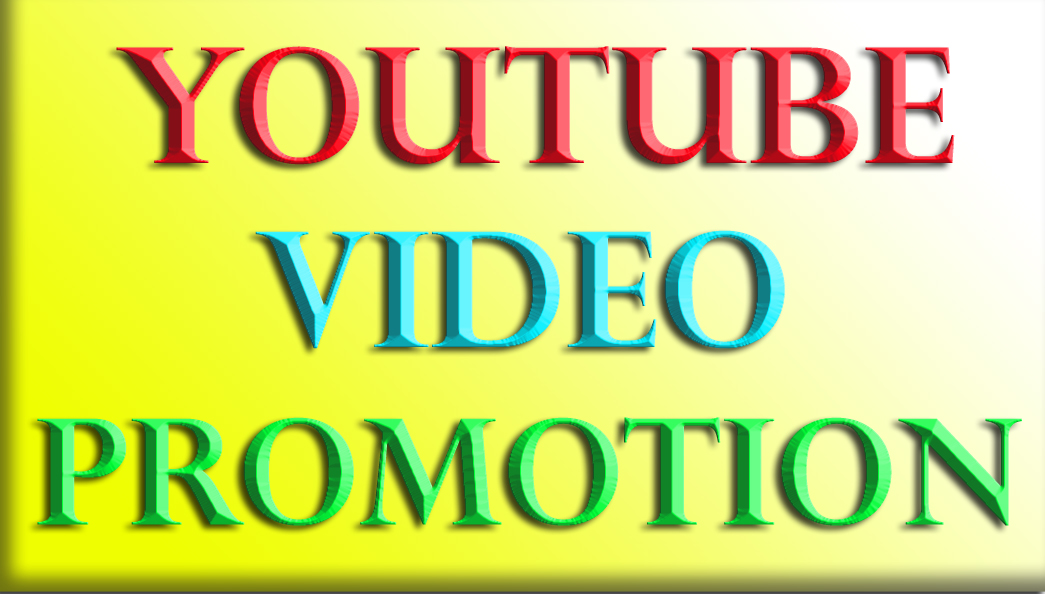 do fast professional organic top youtube video promotion
