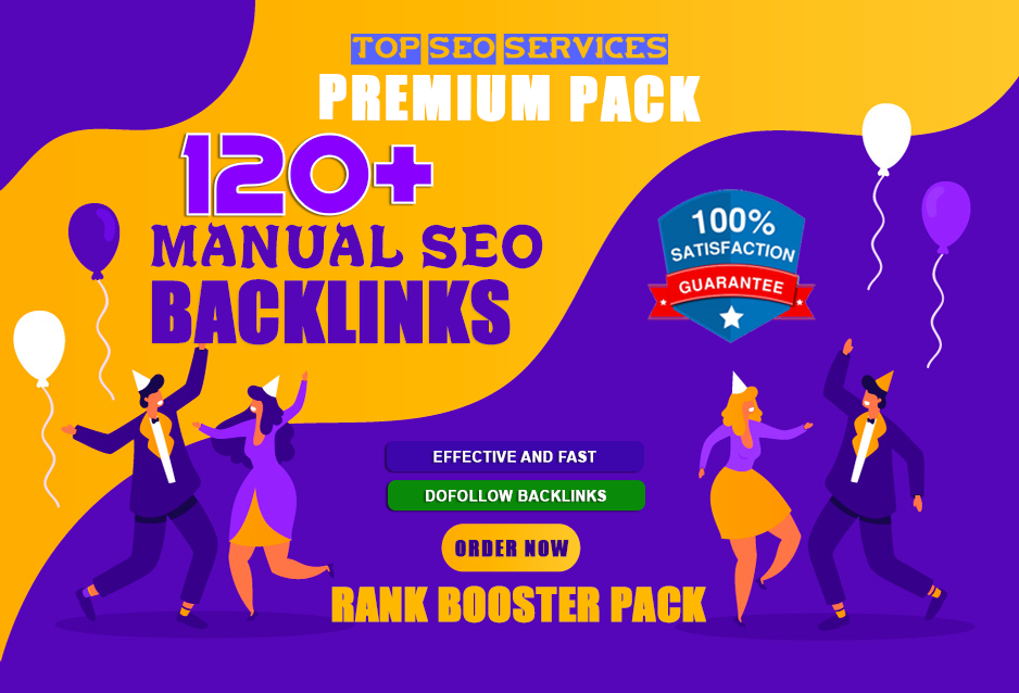 Manually Create 120 pr9 da 90+ dofollow profile backlinks