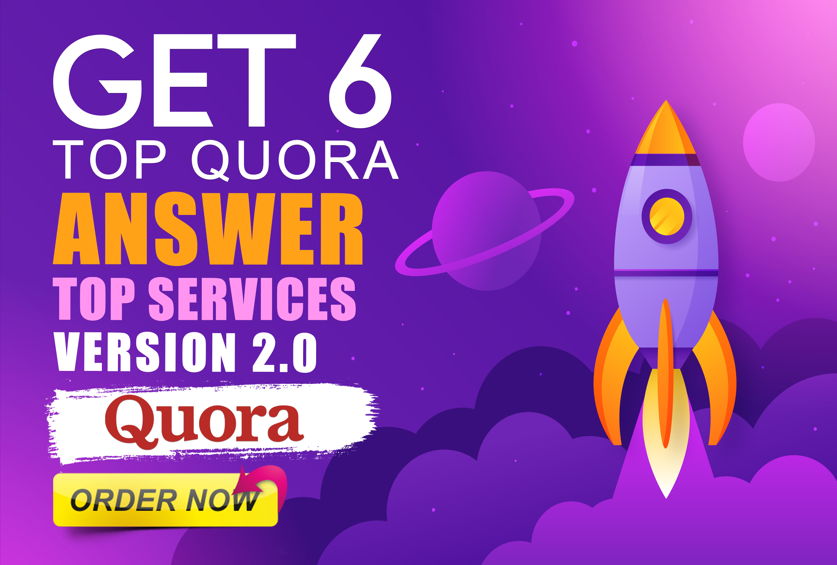 Manually Do Highly Diversified 6 Quora Answers With Hyperlink