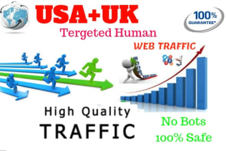 300000 web traffic to your website