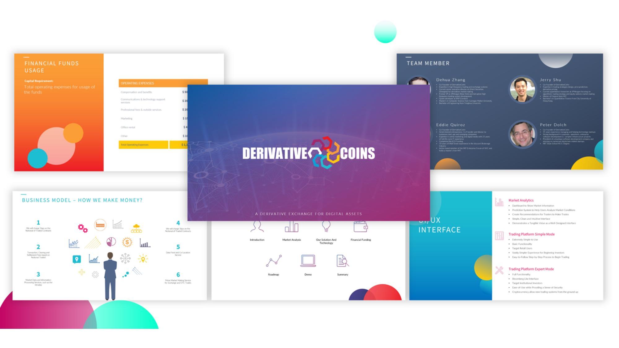 I will design awesome powerpoint and custom powerpoint templates