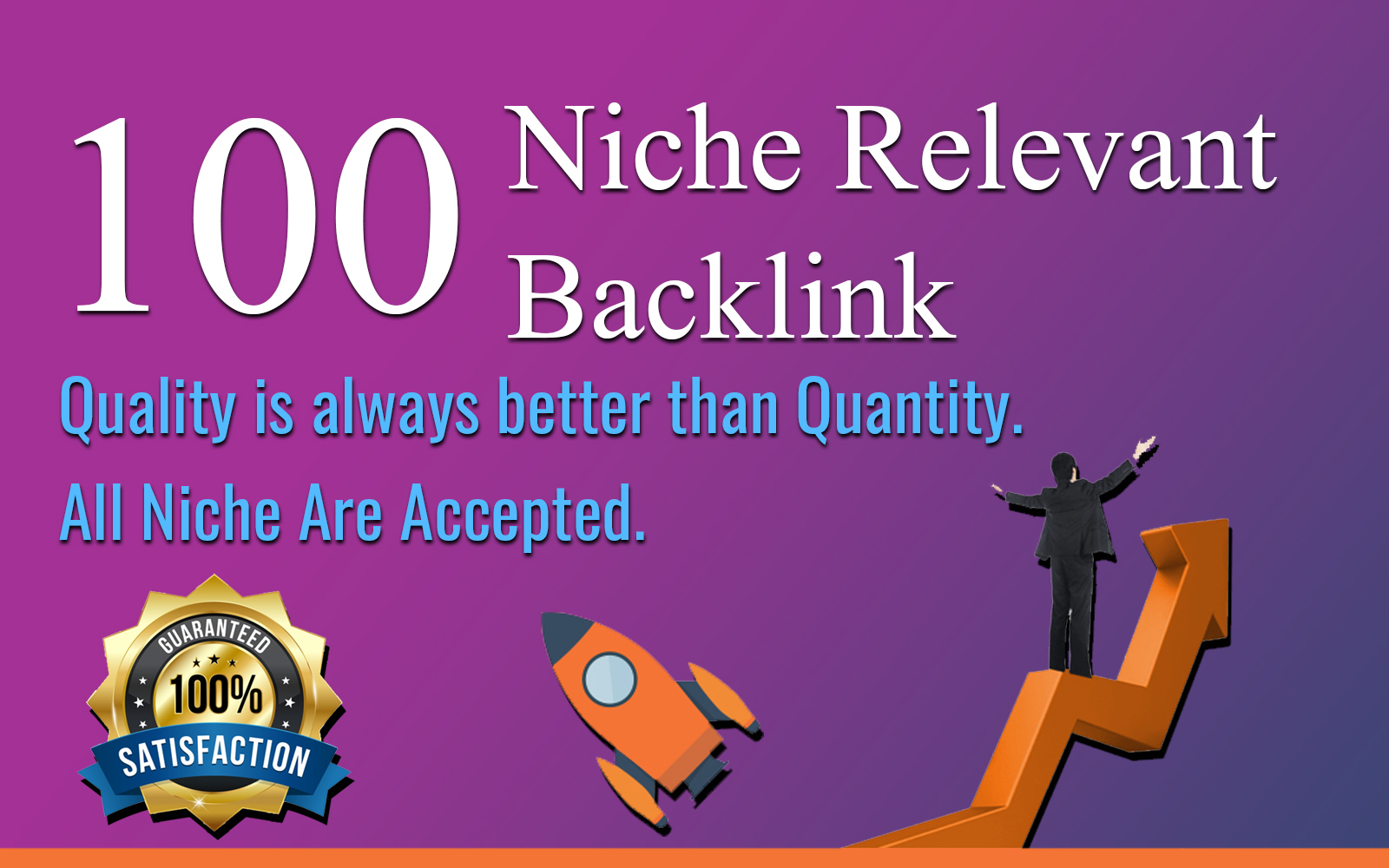 provide 100 niche relevant blog comments off page SEO backlinks