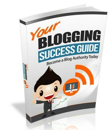 Your Blogging Success Guide E-book