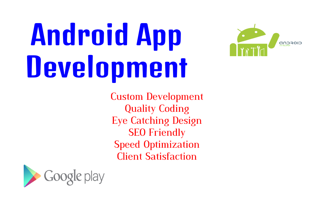 custom android app development