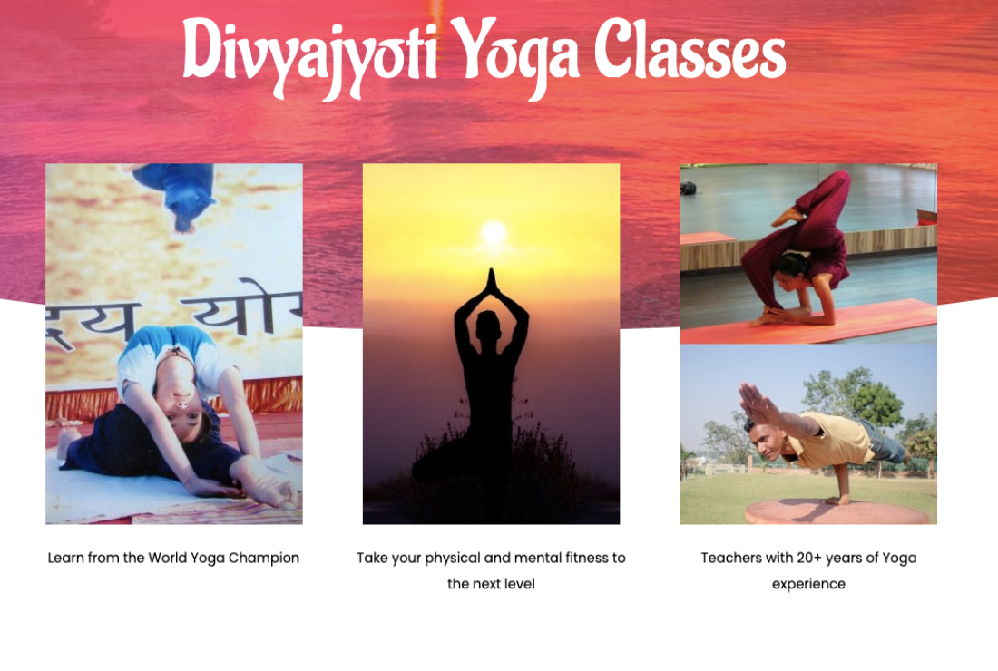 Learn online yoga from the world yoga champion and globally acclaimed yoga teacher