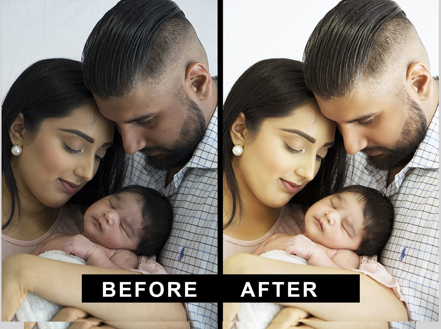 I will professionally edit your images in photoshop within 12 hours