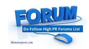 I will provide high quality 50 forum posting backlinks