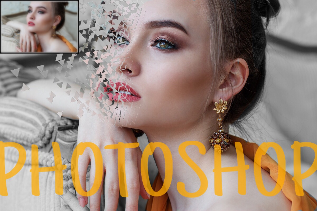 i will do photo editing in adobe photoshop